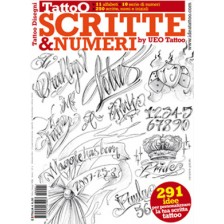 Idea Tattoo Collection - Scritte & Numeri