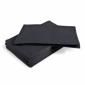 Black disposable pads