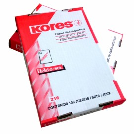 Kores - Transfer hectografic paper
