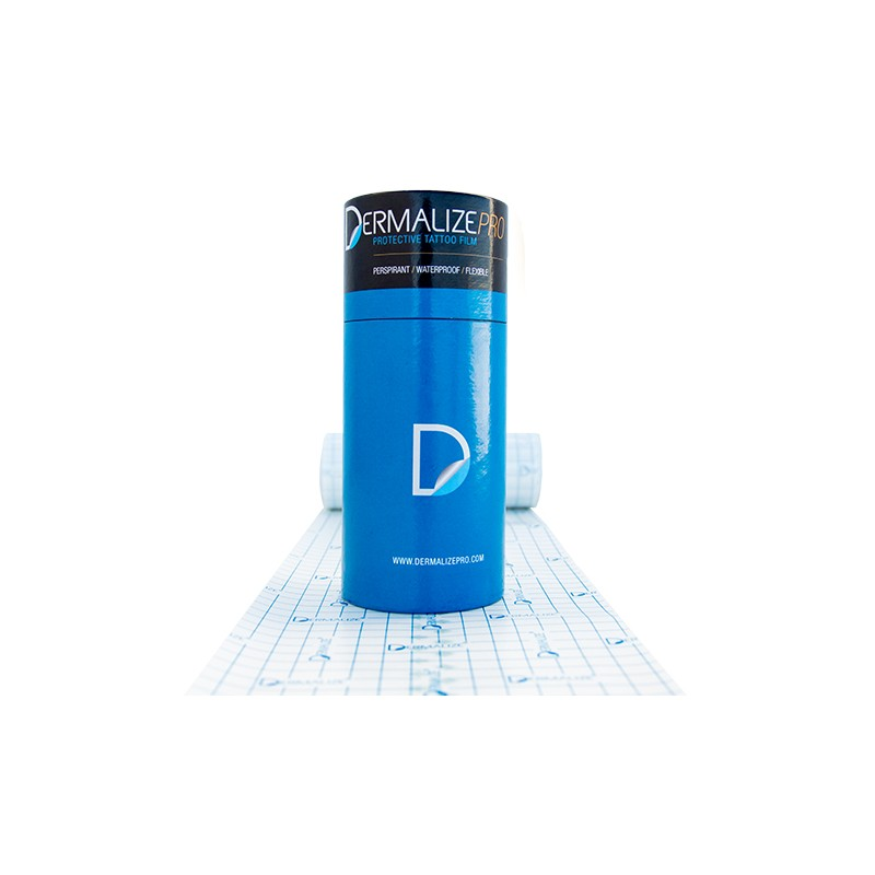 Dermalize Pro Roll Of Protective Tattoo Film