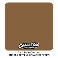 Eternal Ink - Light Chestnut (Andrea Afferni series)
