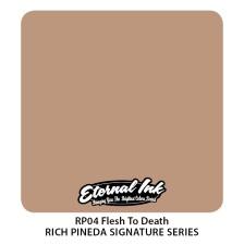Eternal Ink - Flesh To Death (Rich Pineda series)