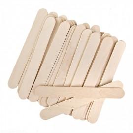 Sterilní dřevěné špachtle
