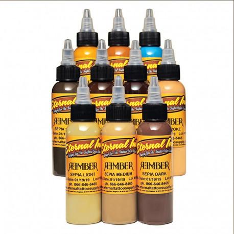 Eternal Ink - Rember set (10x1oz)
