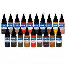 Intenze Ink - Mike DeMasi Color Portrait set (19x1oz)