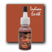 Custom Cosmetic Colors - Indian Earth