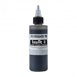 Silverback Ink - Insta 4 Grey Wash 4 oz