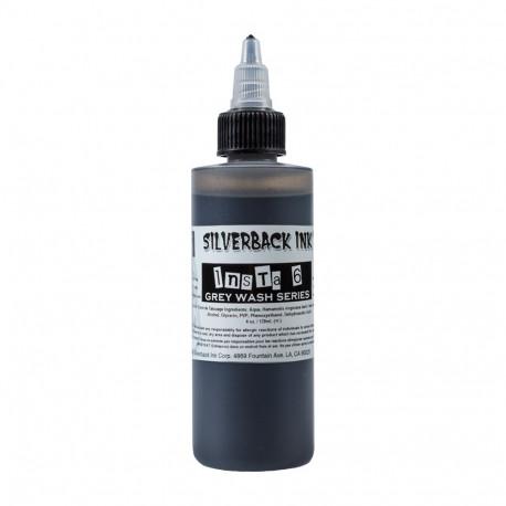 Silverback ink - Insta 6 Grey Wash 4 oz