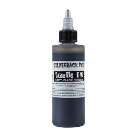 Silverback Ink - Insta 10 Grey Wash 4 oz