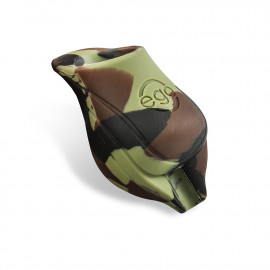 EGO Biogrip - Classic Green Camouflage - silicone cover  25 mm (2 pcs)