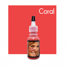 Custom Cosmetic Colors - Coral