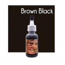 Custom Cosmetic Colors - Brown Black