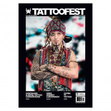 TattooFest magazine 124