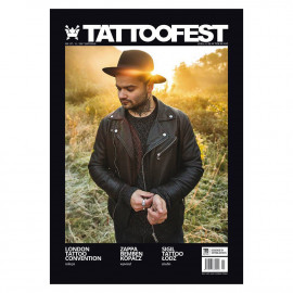 TattooFest magazine 127
