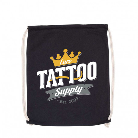 Gym Bag with Euro Tattoo Supply logo