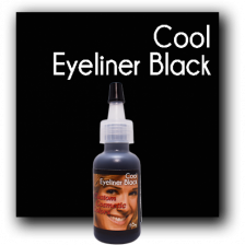 Custom Cosmetic Colors - (Eyeliner) Black