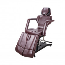 TATSoul - 570 Tattoo Client Chair - Ox Blood