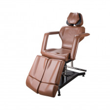 TATSoul - 570 Tattoo Client Chair - Tobacco