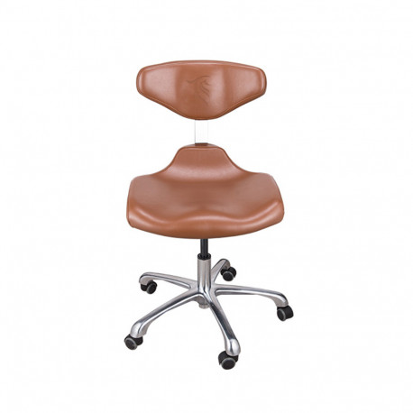 TATSoul - Mako Lite Artist Chair- Tobacco