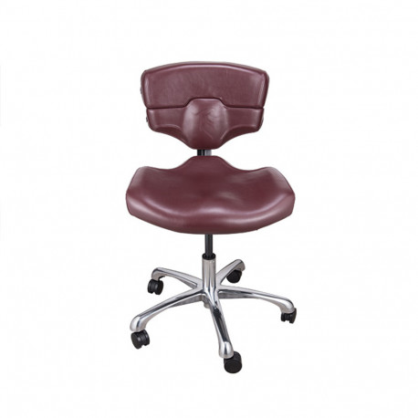TATSoul - Mako Studio Chair- Ox Blood