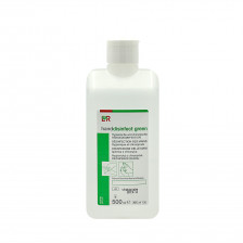 L+R - Disinfectant for Hands GREEN EXP 11/2019