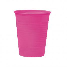 Unigloves - Pink Plastic Cup - 100 pcs