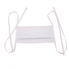 Cotton face mask - double layer