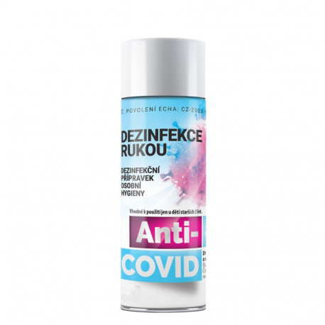 Anti-COVID spray disinfectant 250 ml