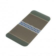 TattooMed® - Tattoo UV Protection Film – 10 cm × 20 cm (black patch)