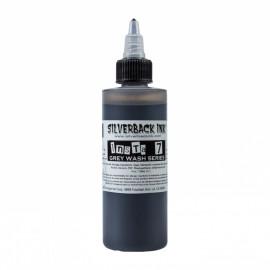 Silverback ink - Insta 7 Grey Wash 4 oz