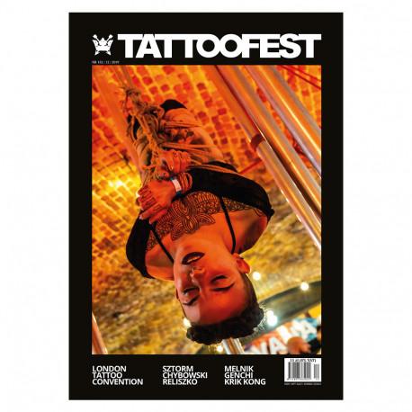 TattooFest magazine 151