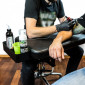 TATSoul - Mako Lite Artist Chair- Black