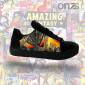 ONZS - Tattooable Sneakers Men's (41, black)
