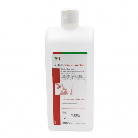 L+R - Disinfectant for Surface 1 l