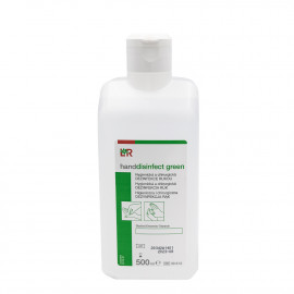 L+R - Disinfectant for Hands GREEN