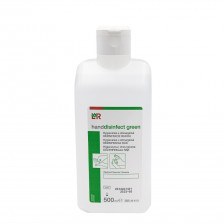 L+R - Disinfectant for Hands GREEN 500 ml