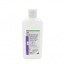 L+R - Disinfectant hand sanitizer 100 ml
