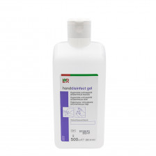 L+R - Disinfectant hand sanitizer 500 ml
