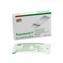 L+R - Suprasorb F (sterile) 5 cm × 7 cm