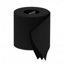 Renova toilet paper, black 6 pcs