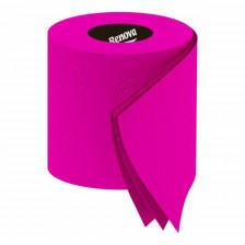 Renova toilet paper, magenta 6 pcs