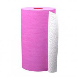 Renova paper towels, magenta
