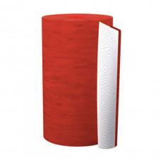 Renova paper towels, red