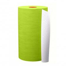Renova paper towels, green