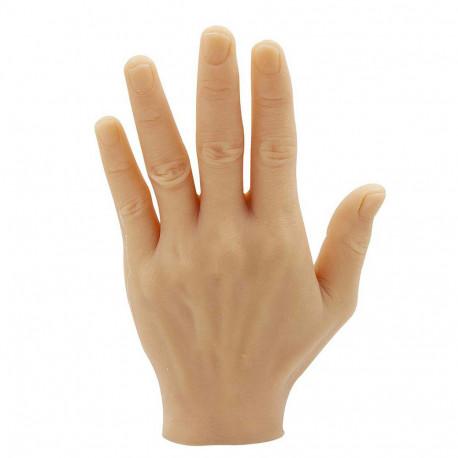 Practice hand - Left