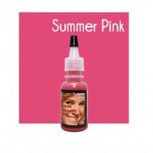 Custom Cosmetic Colors - Summer Pink