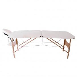 Massage table  - White