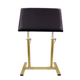 Armrest - Double Black/Gold
