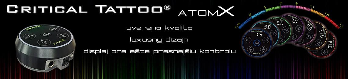 Critical AtomX
