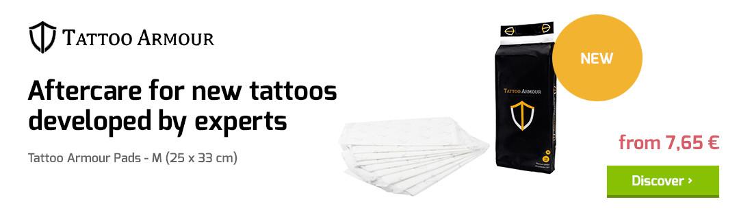 Tattoo Armour Pad